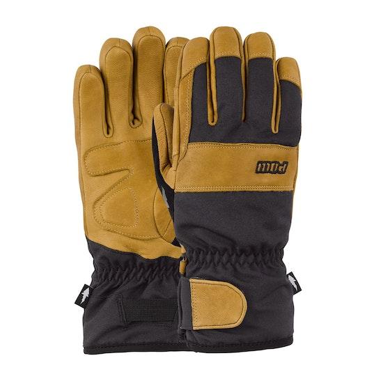 POW August Short Snow Gloves