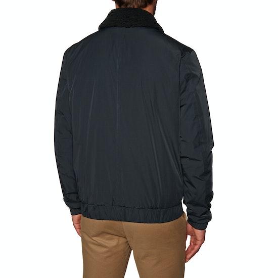 Jack Wills Forton Nylon Aviator Jacket