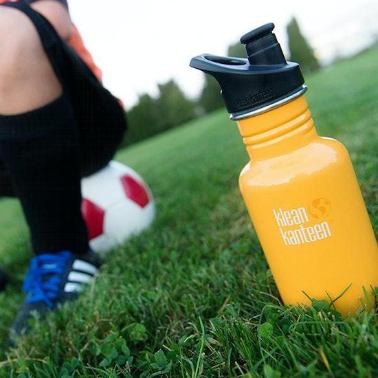 Klean Kanteen Classic 532ml With Sport Cap Water Bottle