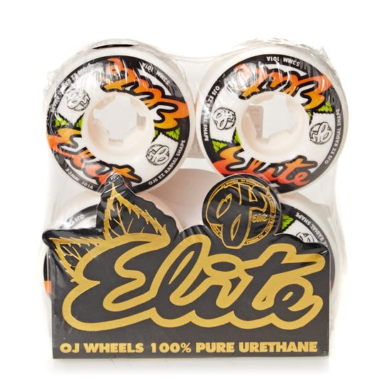 OJ Elites Ez Edge 101a Skateboard Wheel