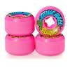 Ruota Skateboard Santa Cruz Slime Balls Mini Vomits 97a 56mm - Neon Pink