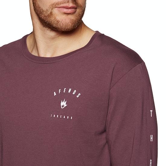 Afends Threads Long Sleeve T-Shirt