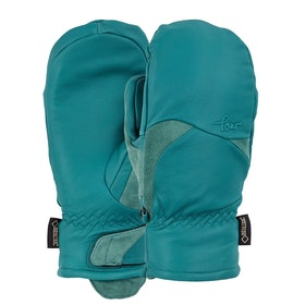 POW Stealth GTX Warm Womens Gloves - Lake