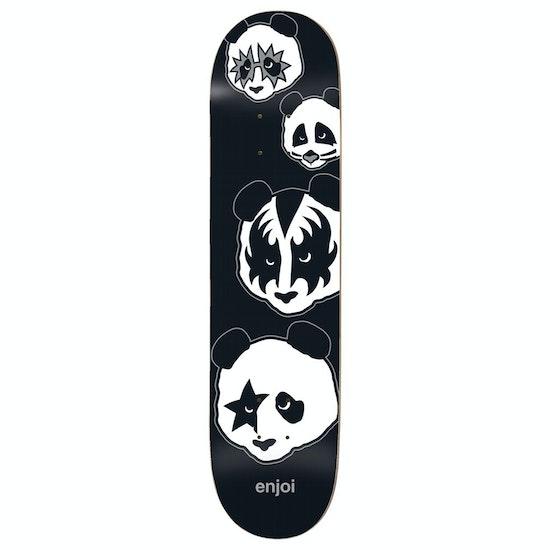 Enjoi Kiss Logo R7 Skateboard Deck