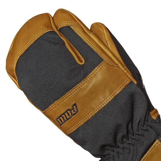POW August Short Trigger Ski-Handschuhe