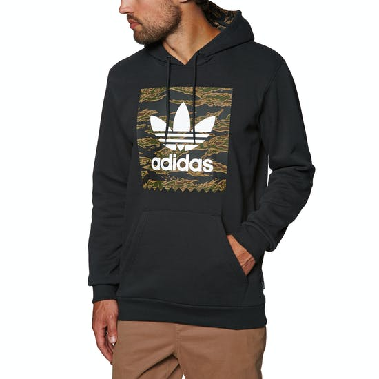 the latest ddc17 4cc20 Adidas Camo BB Pullover Hoody - Free Delivery options on All ...