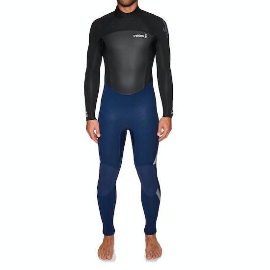 C-Skins Legend 5/4/3mm 2019 Back Zip Wetsuit