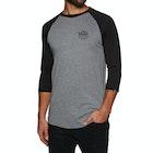 Vans Holder St Raglan Mens Long Sleeve T-Shirt