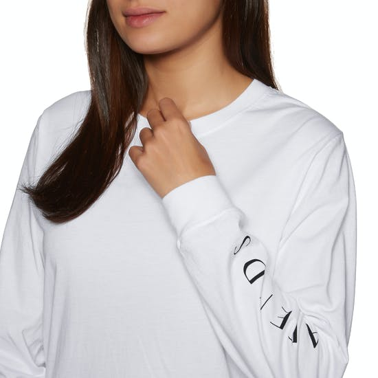 Afends Infinite Womens Long Sleeve T-Shirt