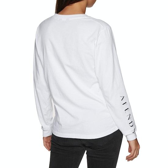 Afends Infinite Womens Long Sleeve T-Shirt