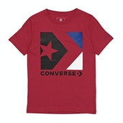 Converse Star Chevron Box Kinder Kurzarm-T-Shirt