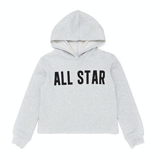 Converse All Star Cropped Kinder Kapuzenpullover