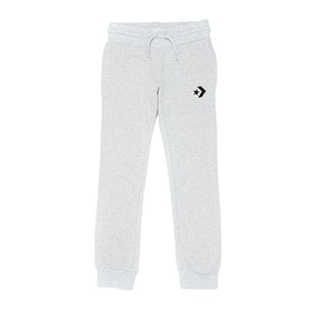 Converse Lurex Jogger Kids Jogging Pants - Lunar Rock Heather
