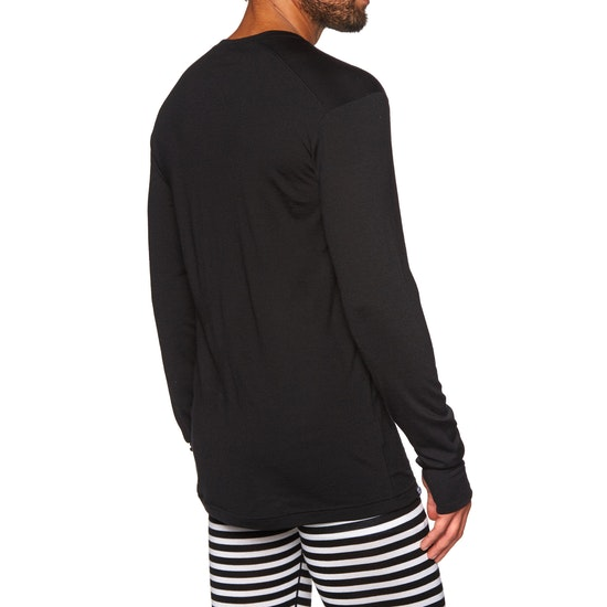 Mons Royale Alta Tech Long Sleeve Crew Base Layer Top