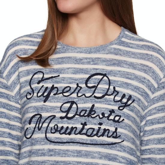 Superdry Lainey Super Soft Top Dames Trui
