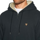 Vissla Hammonds Zip Fleece - Blk Fleece