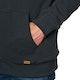 Vissla Hammonds Zip Fleece - Blk Fleece