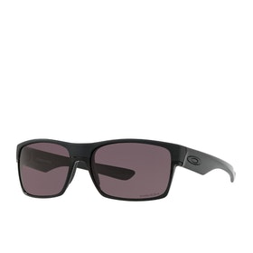 Oakley Twoface Sunglasses - Steel~prizm Grey