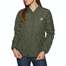 Veste Femme Burton Kiley Down Insulator - Forest Night
