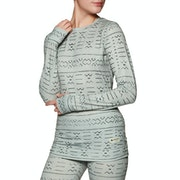 Burton Midweight Crew Womens Base Layer Top