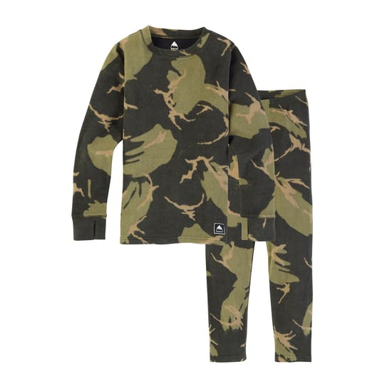 Burton Youth Fleece Set Base Layer Top