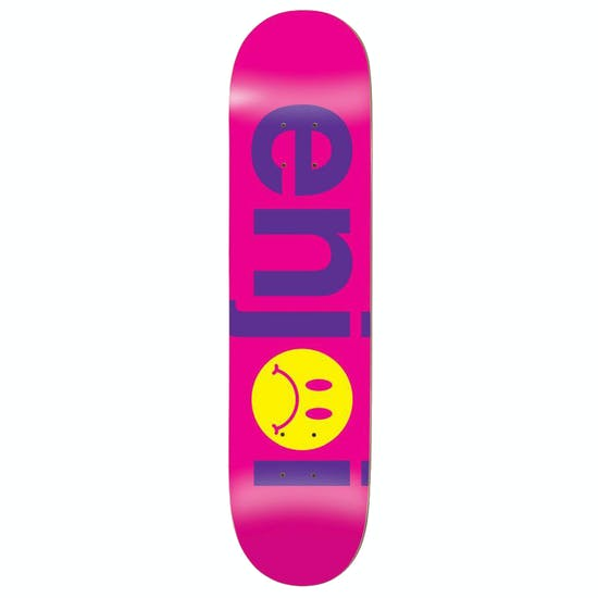 Enjoi Frowny Face No Brainer Skateboard Deck