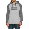 Hurley One And Only Box 2 Pullover Hoody - Charcoal