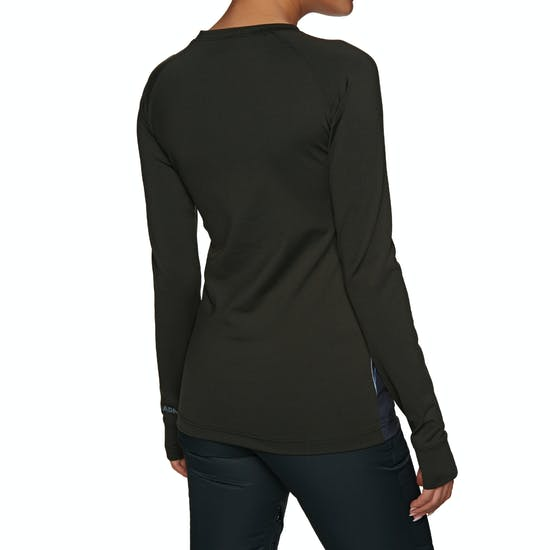 Armada Haven Crew Womens Base Layer Top