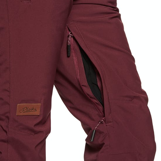 Pantalone Snowboard Planks Good Times Insulated