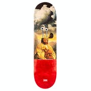 Sour Nisse Clip Head 8.18 Inch Skateboard Deck