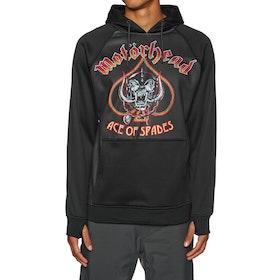 686 Motörhead Bonded Fleece Pullover Hoody - Black