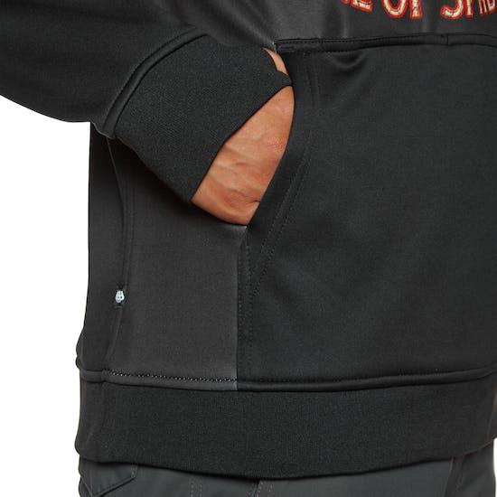 Pullover con Cappuccio 686 Motörhead Bonded Fleece