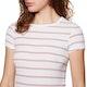 SWELL Peta Rib Short Sleeve T-Shirt