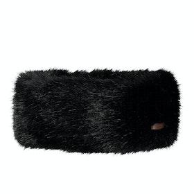 Barts Fur Womens Headband - Black
