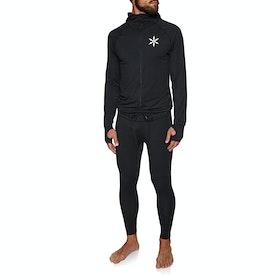 Airblaster Classic Ninja Suit Base Layer Leggings - Black