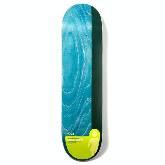 Girl Tail Block Andrew Brophy 8.125 Inch Skateboard Deck