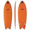 Surfboard Channel Islands Fish - Orange