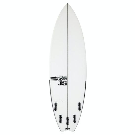 JS Industries Blak Box 3 Swallow Tail FCS II Surfboard