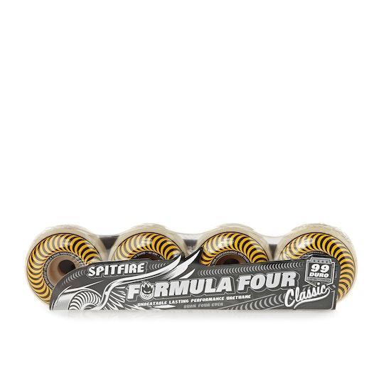 Spitfire Formula Four Classics 99du 55 Mm Skateboard Wheel
