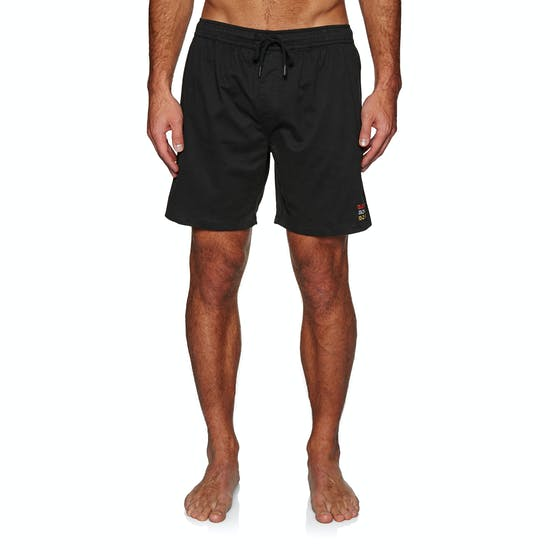 No News Black Out Walk Shorts