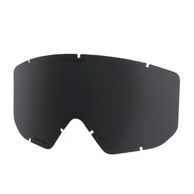 Ecrans de masque de ski Anon Relapse Sonar - Sonar Smoke