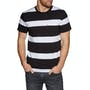 Boink Stripe Black White