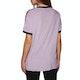 Adidas Originals 3 Stripe Womens Short Sleeve T-Shirt