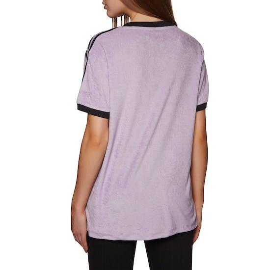 Camiseta de manga corta Mujer Adidas Originals 3 Stripe