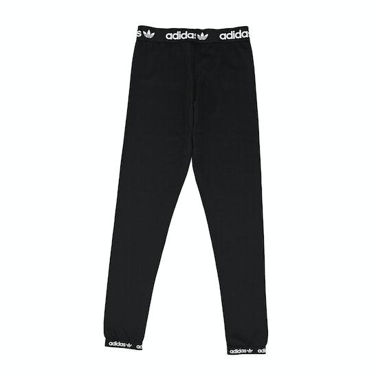Leggings Girls Adidas Originals Poly