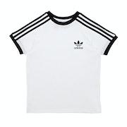Adidas Originals 3 Stripes Kids Short Sleeve T-Shirt