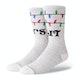 Fashion Socks Stance Its Snow Lit