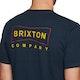 Brixton Wedge Standard Short Sleeve T-Shirt