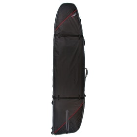 Ocean and Earth Double Wheel 9ft6 Longboard Surfboard Bag - Black
