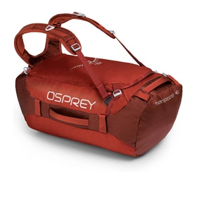 Osprey Transporter 40 Gear Bag - Ruffian Red